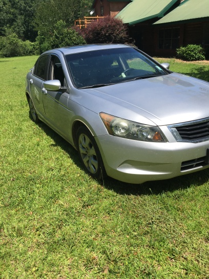 2010 HONDA ACCORD Runs Great Good Title